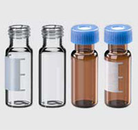 Vials & Septa, 9-425, 1.5ml/2ml, 11mm-Cap & Septa