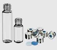 Vial, Cap & Septas – Magnetic Screw Cap